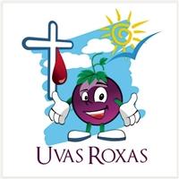 Uvas Roxas - 2° Mascote, Logo,