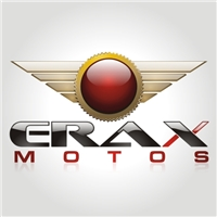 ERAX MOTOS, Logo, TRICICLO CARGO E MOTOCICLETAS
