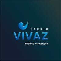 Studio Vivaz, Logo,  pilates, fisioterapia, massoterapia, nutriçao e psicologia