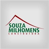 SOUZA MILHOMENS, Logo, CONSTRUTORA