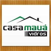 CASA MAUA VIDROS, Logo, Vidraçaria