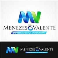 Menezes Sobrinho & Valente Goulart Empreendimentos Imobiliarios Ltda., Logo e Cartao de Visita, Construçao