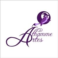 Athamme Artes, Logo, Decoração & Mobília