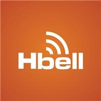 HBell, Logo, Revenda de celulares - Distribuidor Autorizado
