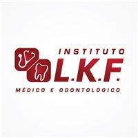 Instituto L.K.F., Logo, Consultório Médico e Odontológico