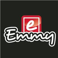 EMMY, Logo, Roupas, Jóias & Assessorios