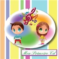 Meu Primeiro Cd, Logo, Cds personalizados infantis