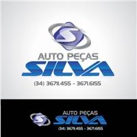 AUTO PECAS SILVA, Logo, PECAS AGRICOLAS