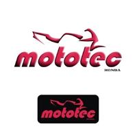 Mototec Honda, Logo, Concessionária Honda de motocicletas