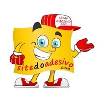 Site do Adesivo, Anúncio para Revista/Jornal, Loja virtual de adesivos e papéis de parede decorativos