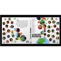 ACABA NAO, MUNDO, Kit Casamento, Literatura (capa de livro)