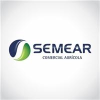 SEMEAR COMERCIAL AGRICOLA LTDA, Logo e Cartao de Visita, DISTRIBUIDOR DE DEFENSIVOS AGRICOLAS