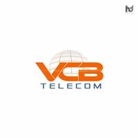 VCB Telecom, Logo, Telecomunicaçoes