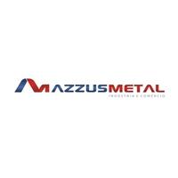 Azzus Metal Industria e Comércio Ltda, Logo e Papelaria (6 itens), Fabrica de móveis de aço e estruturas metálicas