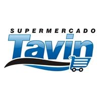 Supermercado Tavin, Logo, Supermercados