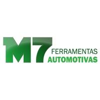 M7 FERRAMENTAS AUTOMOTIVAS, Logo, FERRAMENTAS
