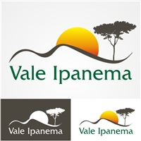 Vale Ipanema, Logo e Papelaria (6 itens),