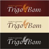 Panificadora Trigo Bom, Logo, Padaria / Confeitaria / Lanchonete / Doces