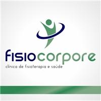Fisiocorpore, Tag, Adesivo e Etiqueta, Clinica de Fisioterapia e Estética