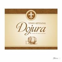 Dojura, Tag, Adesivo e Etiqueta, Vinícula: produçao de vinho artesanal