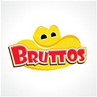 Bruttos, Logo, Alimentaçao - Lanche rápido