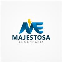 Majestosa Engenharia Ltda, Logo, Construção & Engenharia