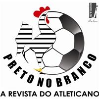 Preto no Branco, a revista do atleticano, Anúncio para Revista/Jornal, Esporte