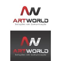 ArtWorld - Soluçoes em Comunicaçao, Logo, Marketing & Comunicação