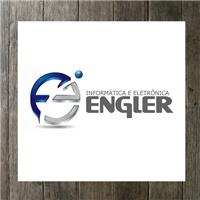 ENGLER INFORMATICA E ELETRONICOS, Logo, INFORMATICA E ELETRONICOS