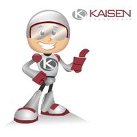 TECNOLOGIA KAISEN LTDA, Logo, Computador & Internet