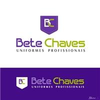 Bete Chaves- Uniformes Profissionais, Logo, Confecçao de uniformes profissionais