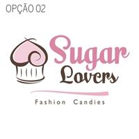 Sugarlovers, Logo, doces finos