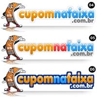 Cupom na Faixa, Anúncio para Revista/Jornal, Website promocoes