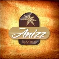 Anizz Restaurant, Tag, Adesivo e Etiqueta, Restaurante