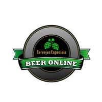 Beer online  - loja virtual de cervejas, Logo e Cartao de Visita, Cervejas especiais