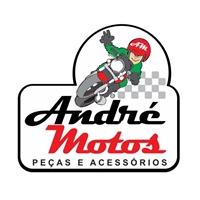 André Motos, Anúncio para Revista/Jornal, venda de motos, peças e acessórios, e oficina