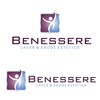 Benessere - Laser e Saúde Estética, Logo, Éstética