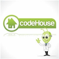CodeHouse, Folheto ou Cartaz (sem dobra), Ensino de Informática e Idiomas