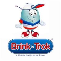 Brink & Trok, Logo, Locaçao de Brinquedos para Crianças de 0 a 12 anos de Idade