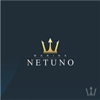 Marina Netuno, Tag, Adesivo e Etiqueta,  Náuticos