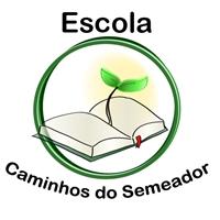 Sítio Escola Caminhos do Semeador, Logo, Escola de Ensino Infantil