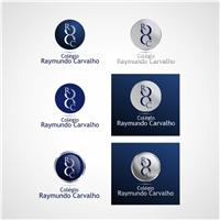Colégio Raymundo Carvalho, Tag, Adesivo e Etiqueta, Escola
