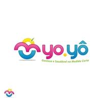 yo.yô - gostoso e saudável na medida certa, Logo, Marca de Frozen Yogurt