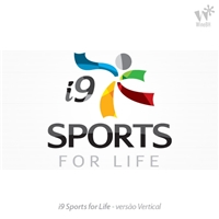 i9 Sports for life, Logo, Sports