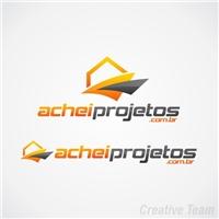 ACHEI PROJETOS, Logo, Arquitetura