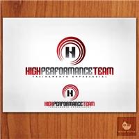 HIGH PERFORMANCE TEAM, Logo, TREINAMENTO EMPRESARIAL