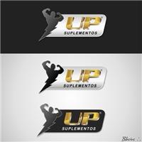 UP Suplementos, Logo, Suplementos Alimentares, Suplementaçao Esportiva