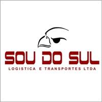 Sou do Sul Logística e Transportes Ltda, Logo e Cartao de Visita, Logística, Entrega & Armazenamento