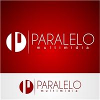Logomarca Paralelo Multimídia, Layout Web-Design, Marketing & Comunicação