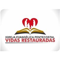 ig evangélica pentecostal vidas restauradas, Logo, familiar / cristao